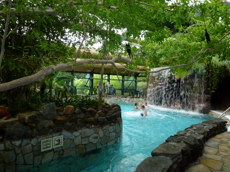 Zwembad Het Meerdal Aqua Mundo Accommodation Spotlight: Center Parcs Het Meerdal Wagoners