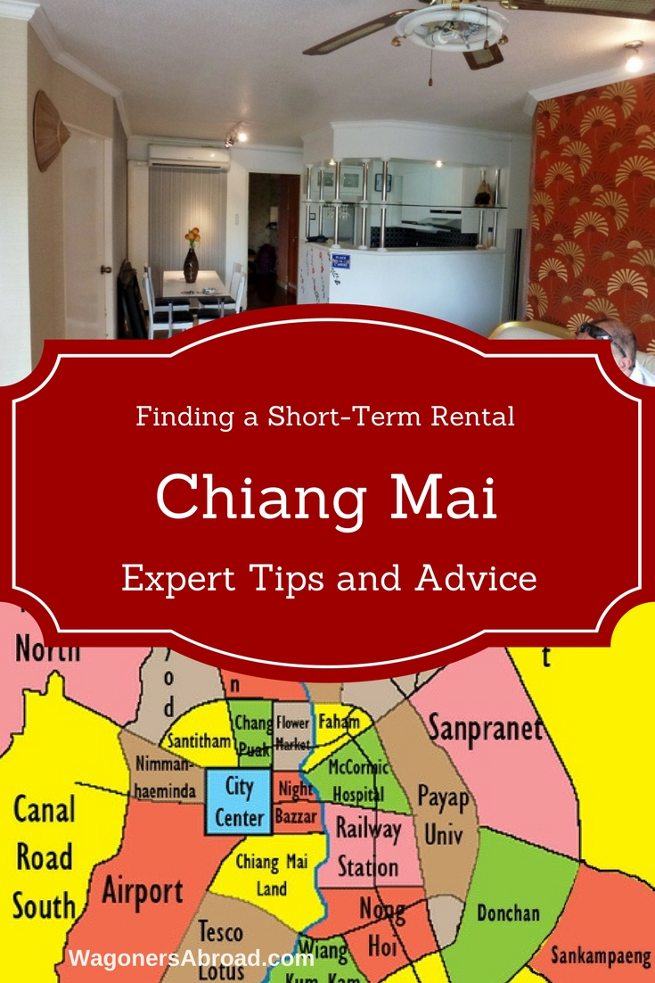2017 Travel Expenses For Rental Property Short Term Rental In Chiang Mai Thailand Expert Tips And
