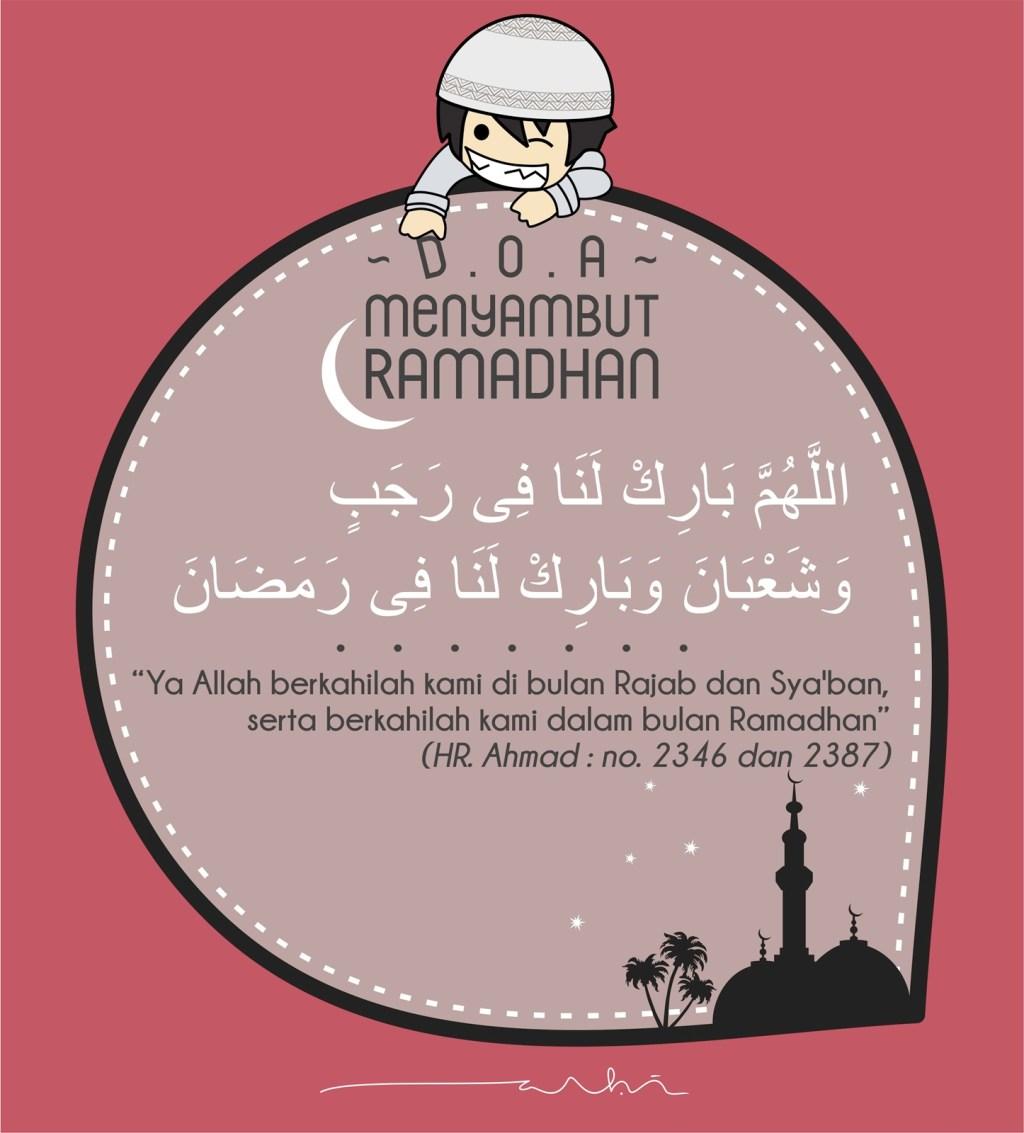 Undangan Menyambut Bulan Ramadhan
