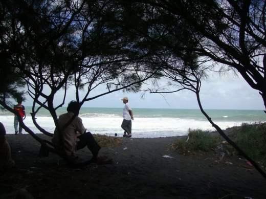 Pantai Kwaru Bantul 2 Pantai Kwaru, Wisata Pantai Baru di Bantul, Yogyakarta