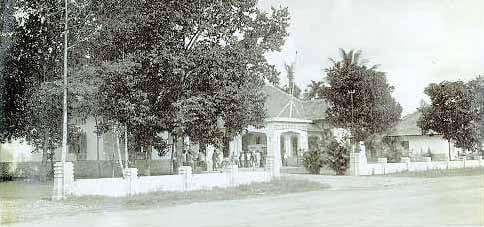 Rumah Sakit Mata dr Yap 1925 Foto Foto Kota Jogja Tempo Doeloe