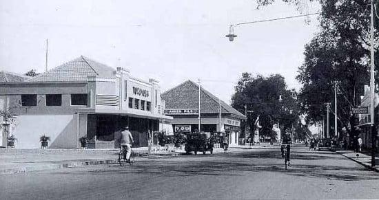 Siti Hinggil tahun 1935 Foto Foto Kota Jogja Tempo Doeloe