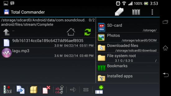 Android Download Lagu di SoundCloud Tanpa Software 4 [Android] Download Lagu di SoundCloud Tanpa Software