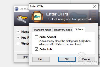 KeePass offers some handy options to speed things up.