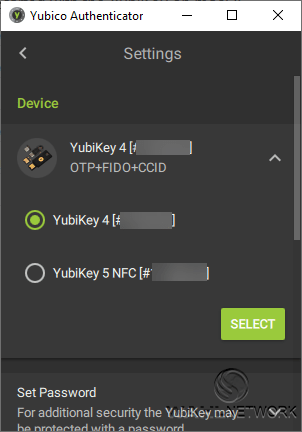 Being able to swap between security keys while they are both plugged in is nice.