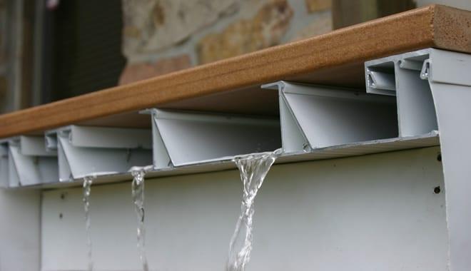 How Dryjoisteztm Aluminum Decking Works