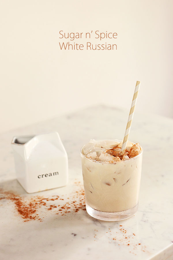The best White Russian cocktail recipe, Waiting on Martha
