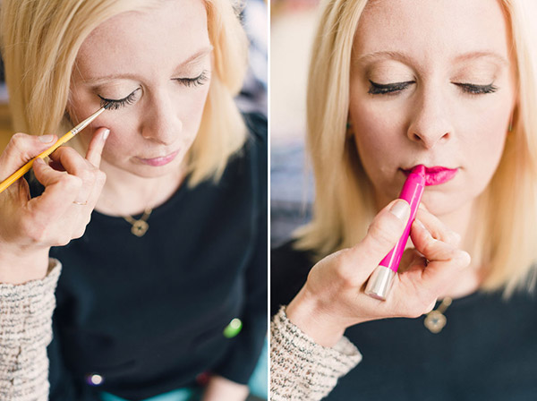 Makeup How-To: the perfect pink lip