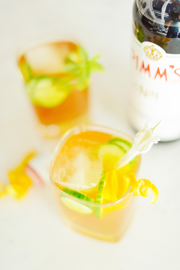 Pimm's Cup Recipe Waiting On Martha