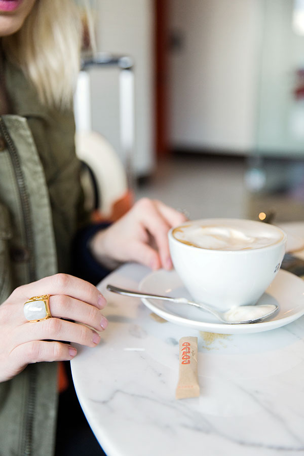 Coffee Talk, Waiting on Martha. Kathryn McCrary Photography