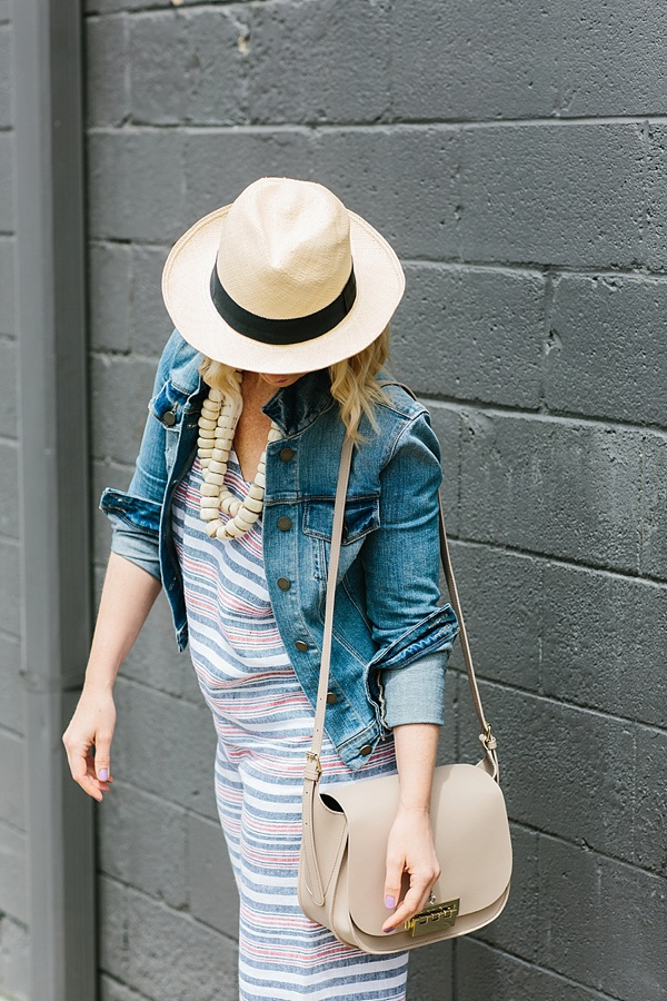 Summer outfit inspiration via Waiting on Martha