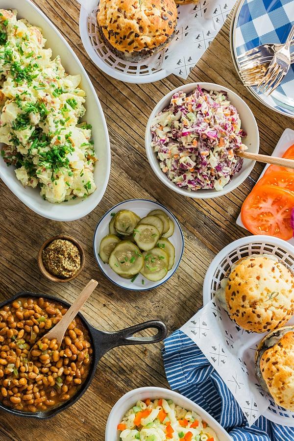 Memorial Day food ideas & recipes, Waiting on Martha