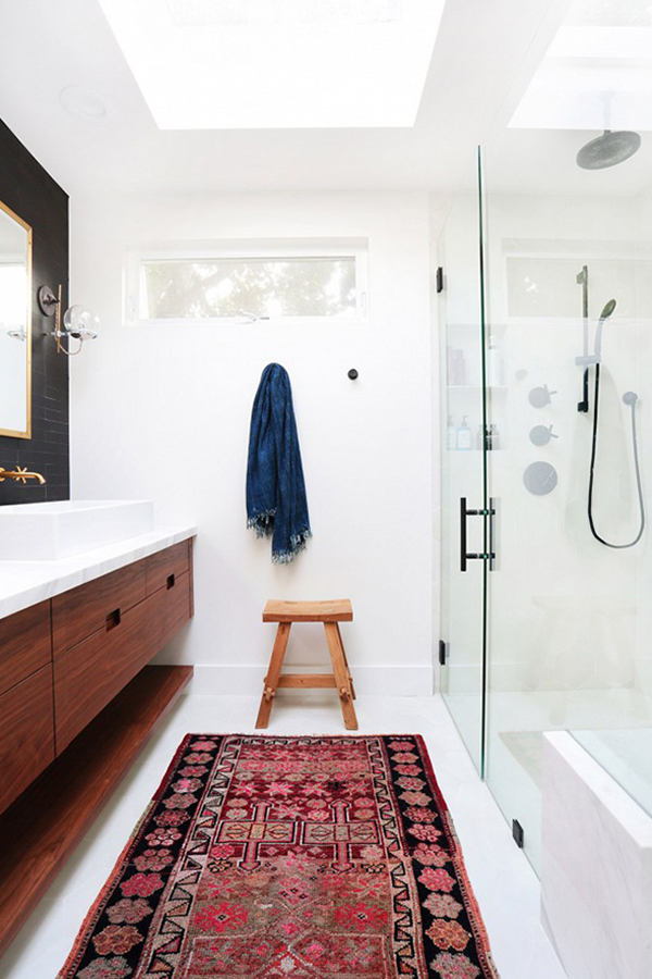 Rugs & Shower Curtains
