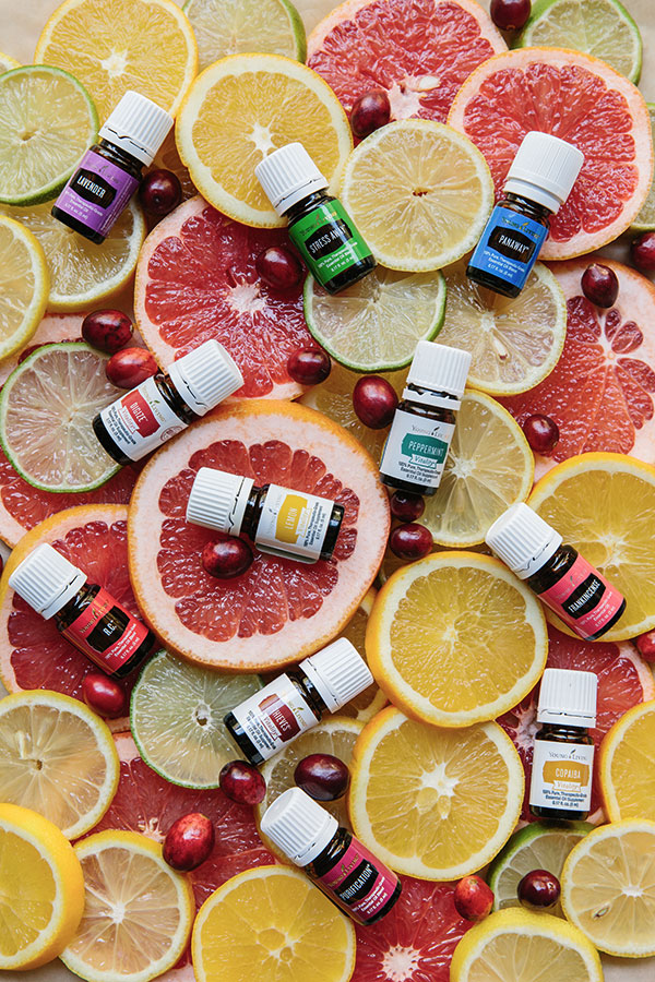 Everyday Essential Oils, The Well Code