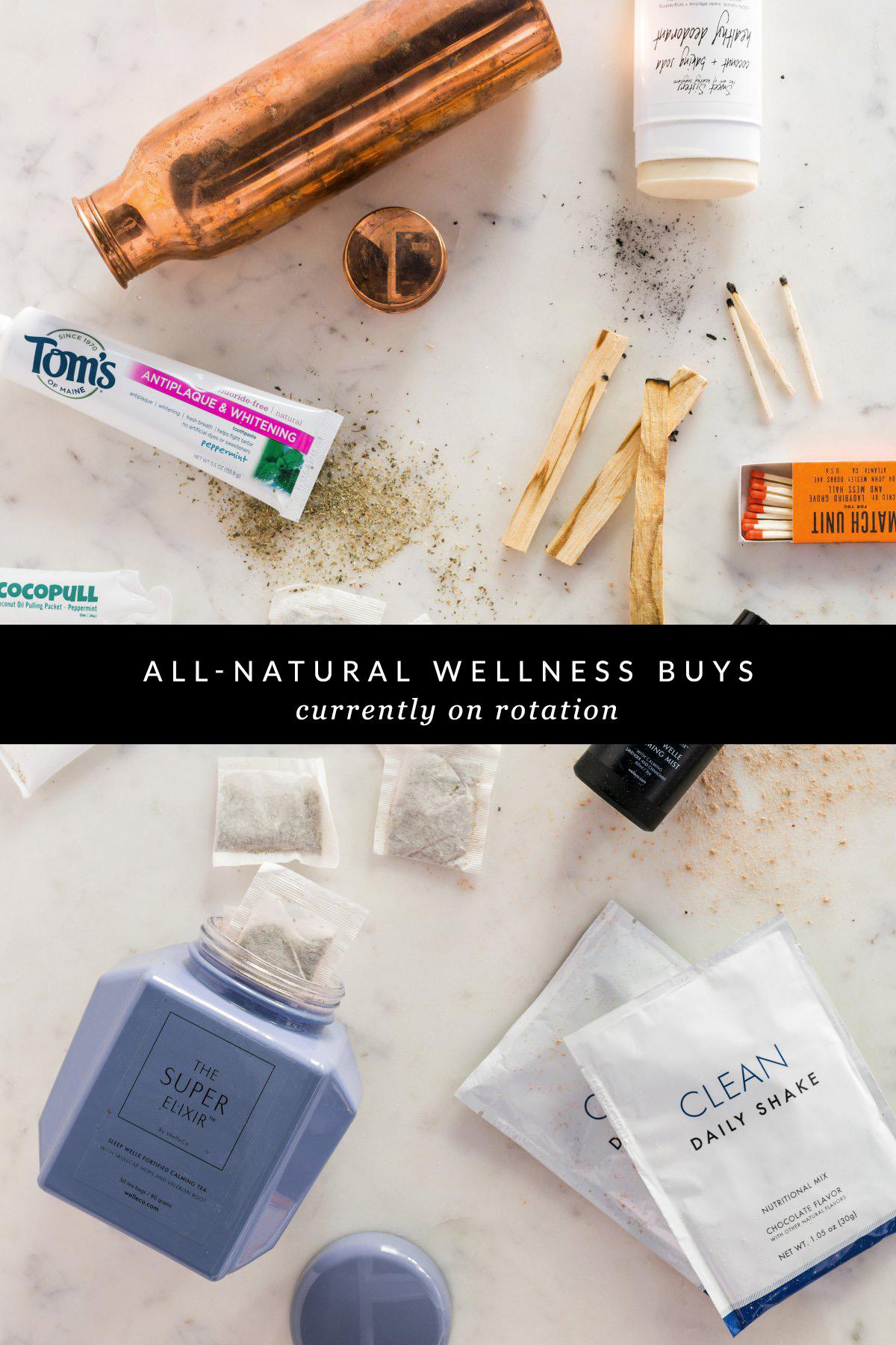 All Natural Wellness, @waitingonmartha