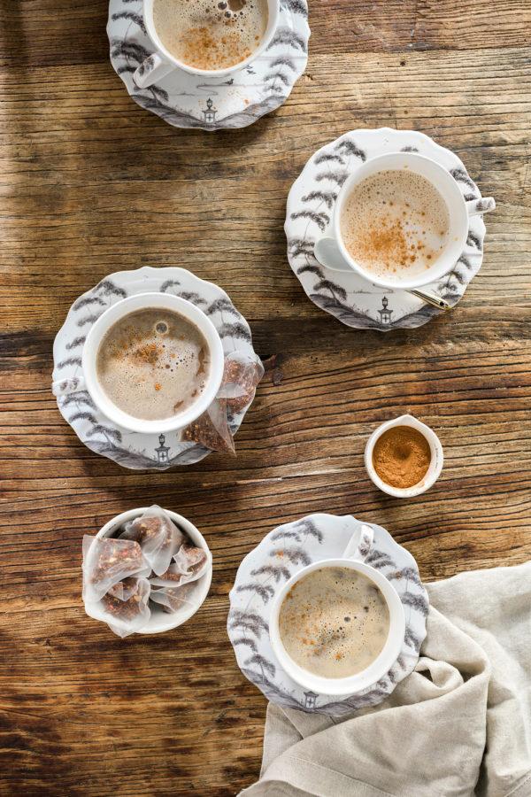 Chai Almond Milk Latte recipe