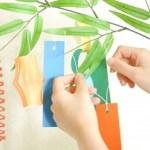 七夕飾り 折り紙の作り方と飾りの意味がわかる!