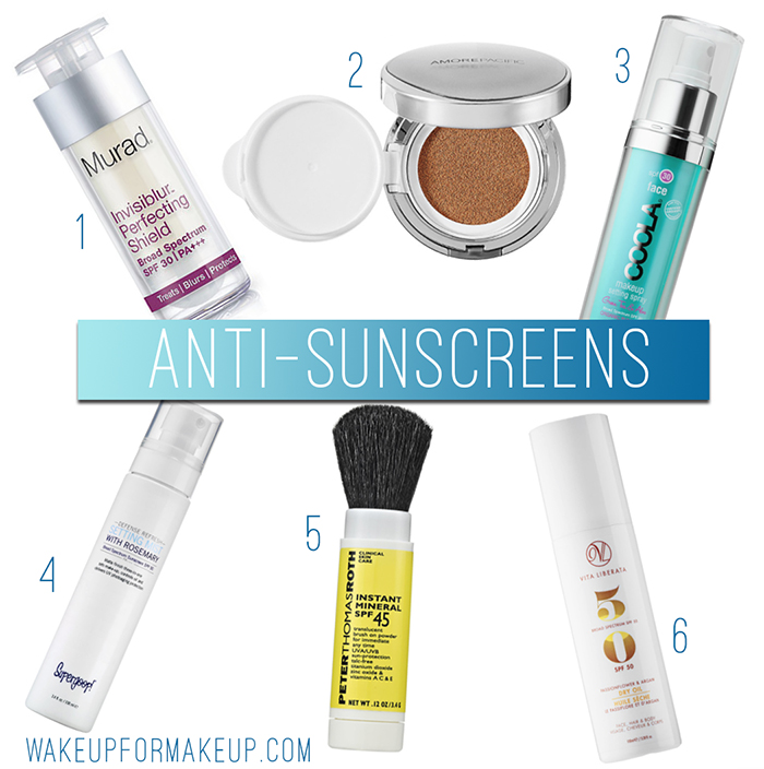 sunscreen round up