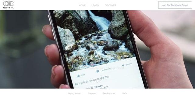 Facebook360写真トップ画像