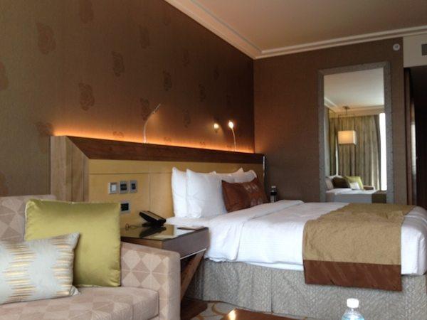 シンガポールの部屋