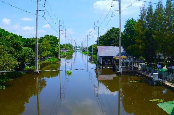 フアタケーは運河