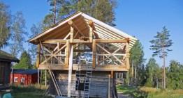 21 Steps to Building a Norwegian Loft House