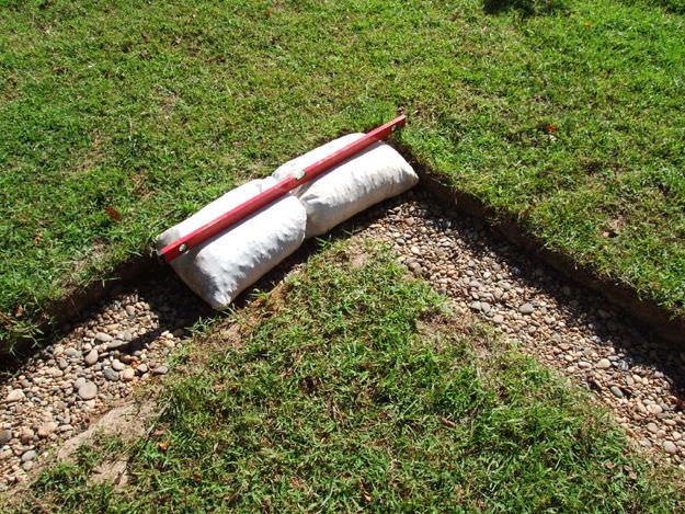 Gravel Earthbags
