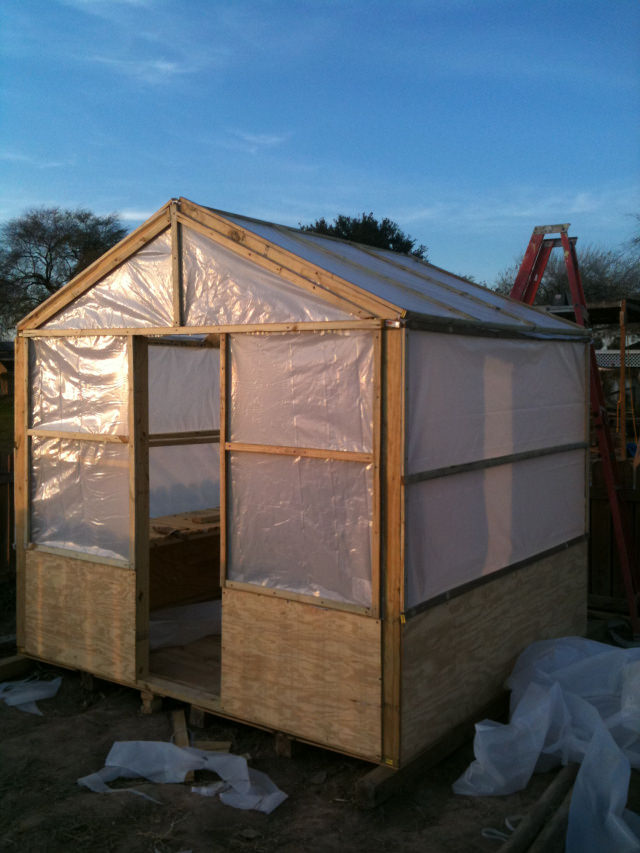 10 Easy Diy Greenhouse Plans They 39 Re Free Walden Labs