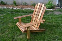 DIY Adirondack Chair | Our Waldo Bungie