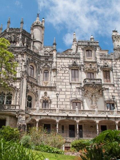 Quinta Regaleira in Sintra | waldspaziergang.org