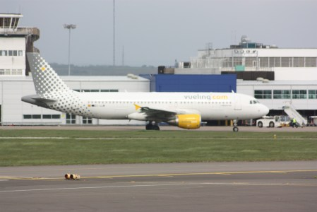 Vueling Our Aircraft