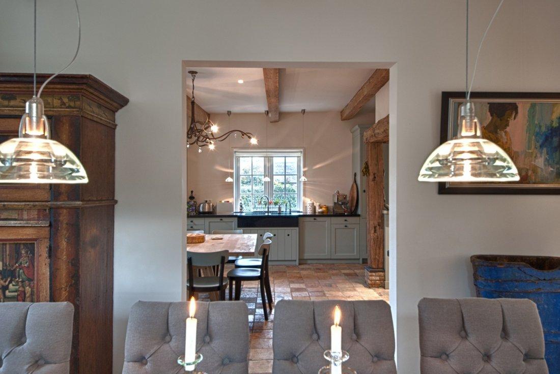 Landelijk Keuken Lampen : Landelijke lamp woonkamer binnenkijken bij hemmy de wemelaer