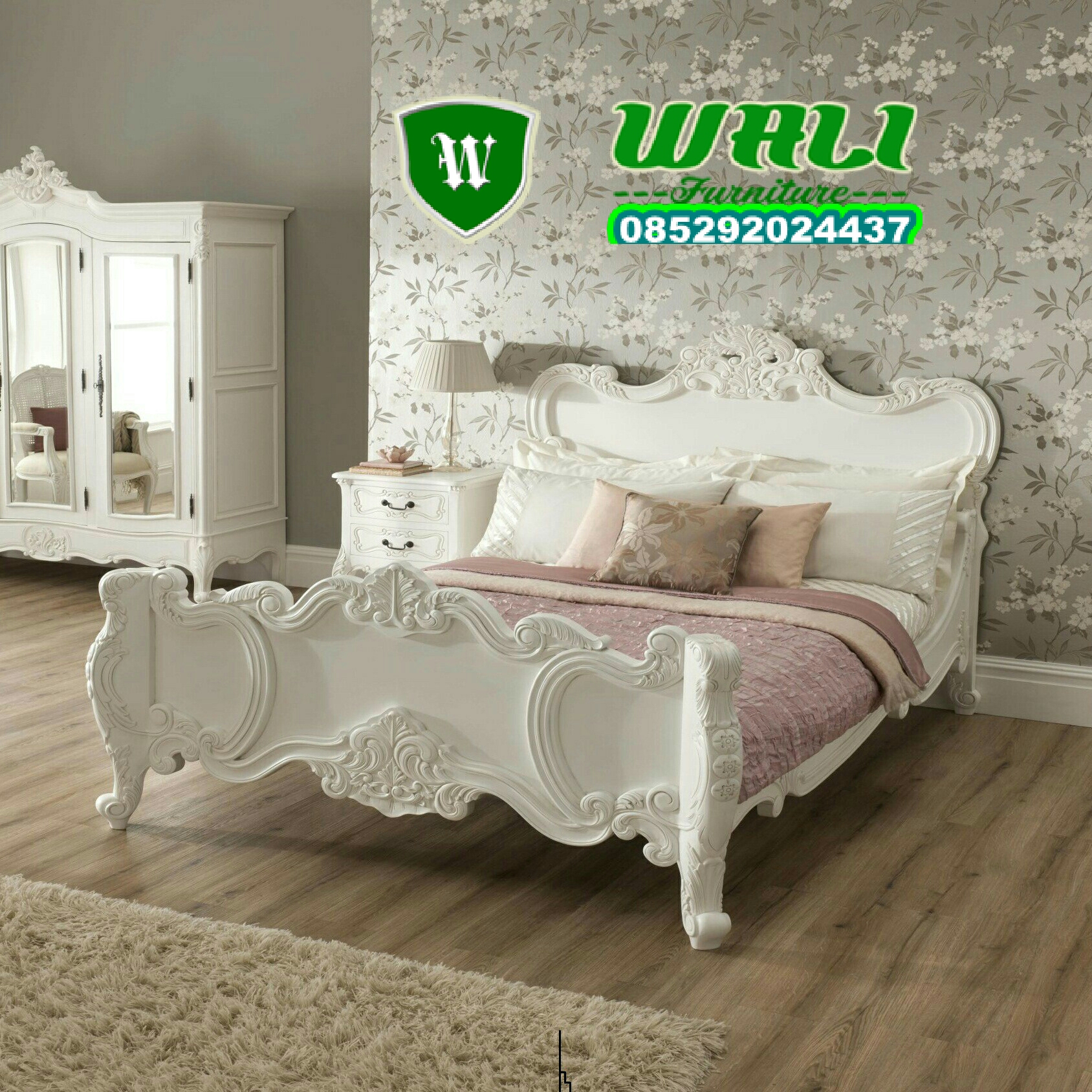Antike Sofas Furniture Kamar Set Sofa Ukir Mewah Minimalis Antik 3