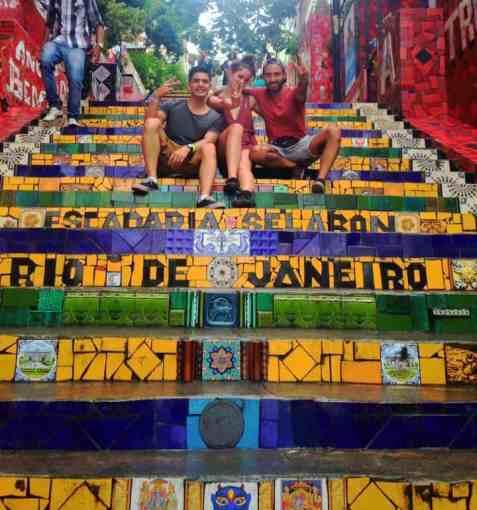 stairs rio