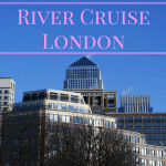 River Cruise London