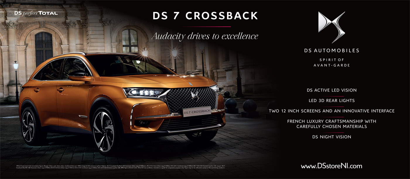 Citroen Ds7 Ds7 Crossback Advertising And Marketing Walker