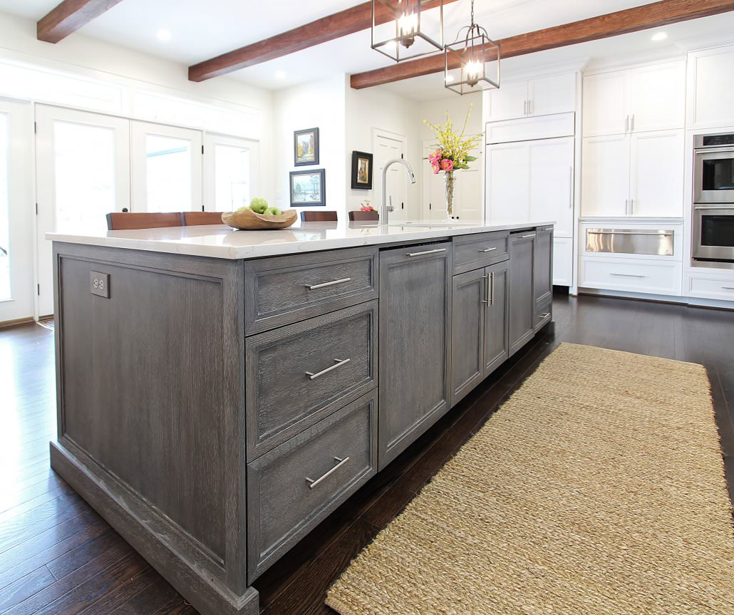 Used Oak Kitchen Cabinets The Comeback Of Oak Walker Woodworking