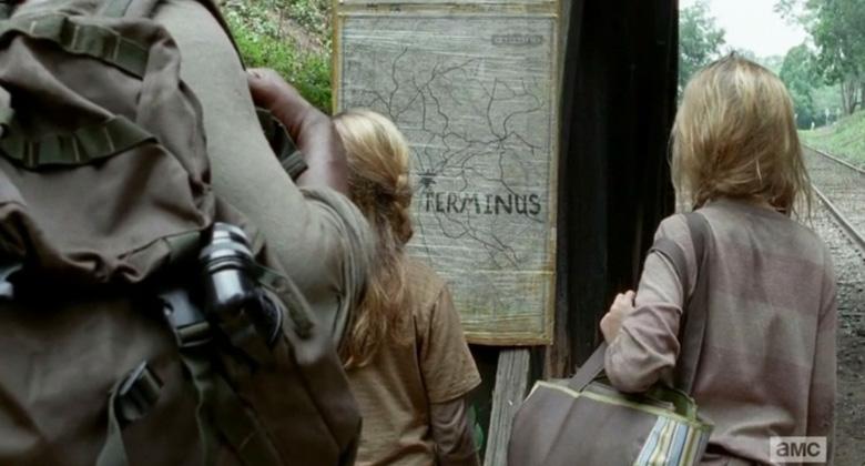 The Walking Dead 4ª Temporada: O que é o Terminus?