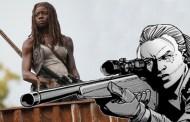 Danai Gurira fala sobre Michonne assumir o papel de uma personagem-chave da HQ de The Walking Dead
