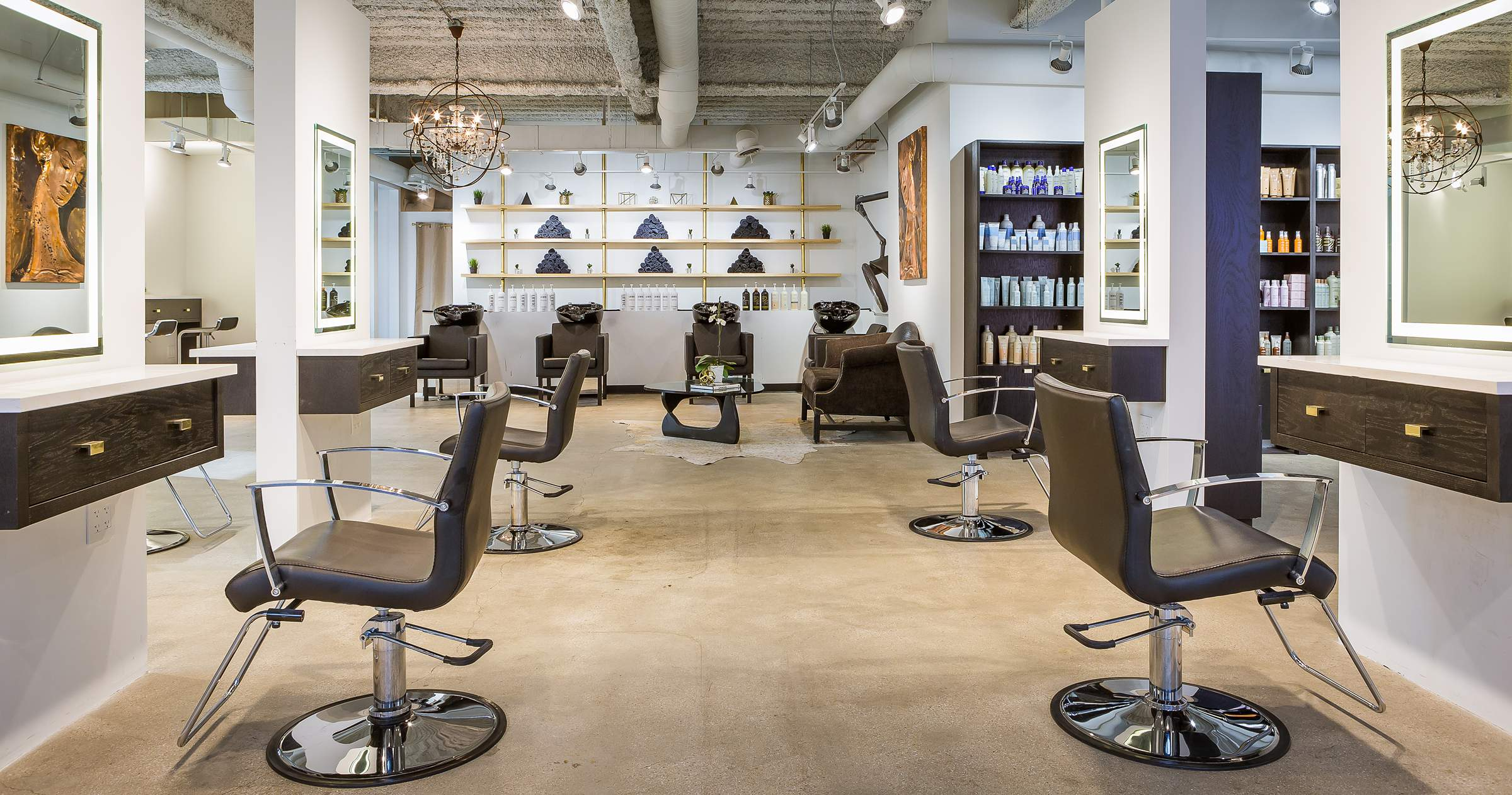 Beauty Hair Salon Arsova Salon Top Downtown Chicago Area Beauty Salon