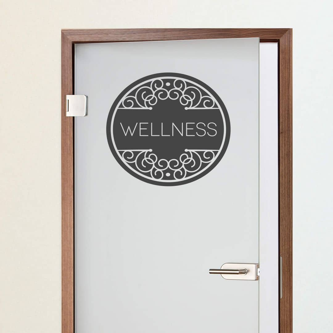 3d Muursticker Badkamer Muursticker Wellness Wall Art Nl