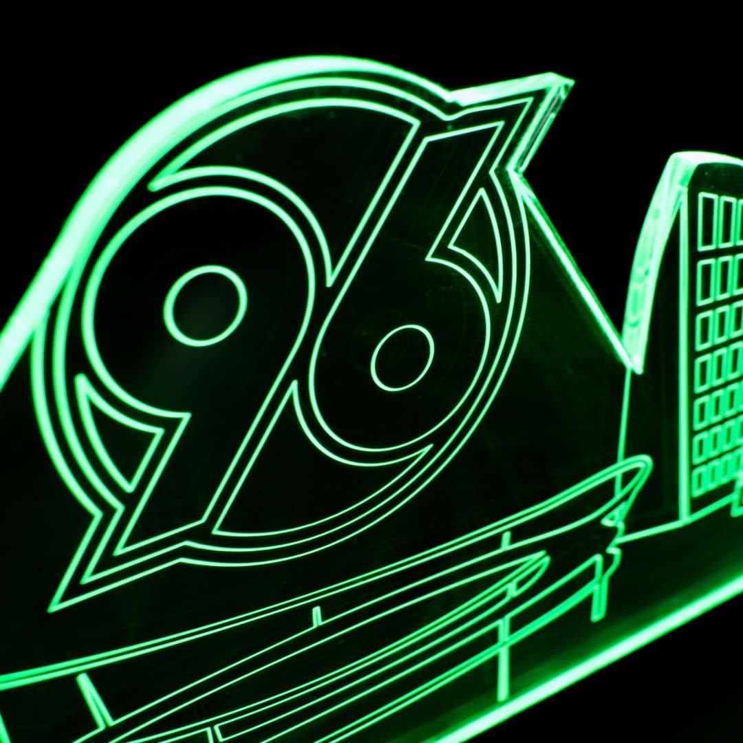 Bettwäsche Hannover 96 Aleniolights Hannover 96 Led Skyline Wall Art De