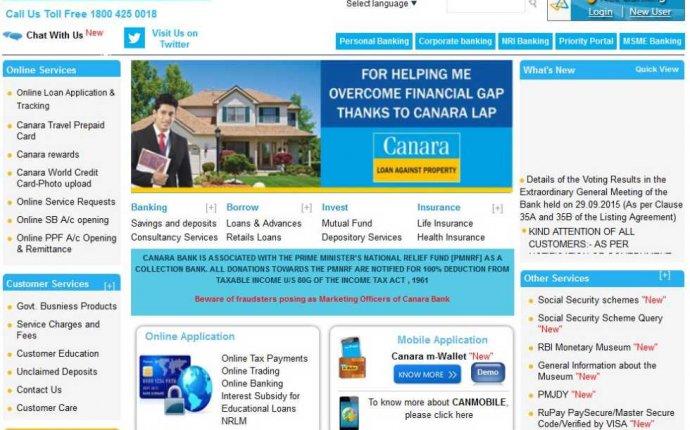 Canara Bank Education Loan repayment  Investment Banking Education