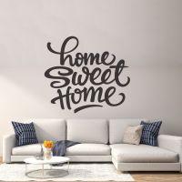 Sweet Home Wall Decor Vinyl Sticker Decal Livingroom ...