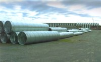 Culvert Pipe - Metal & Plastic - Wallace Building Supply