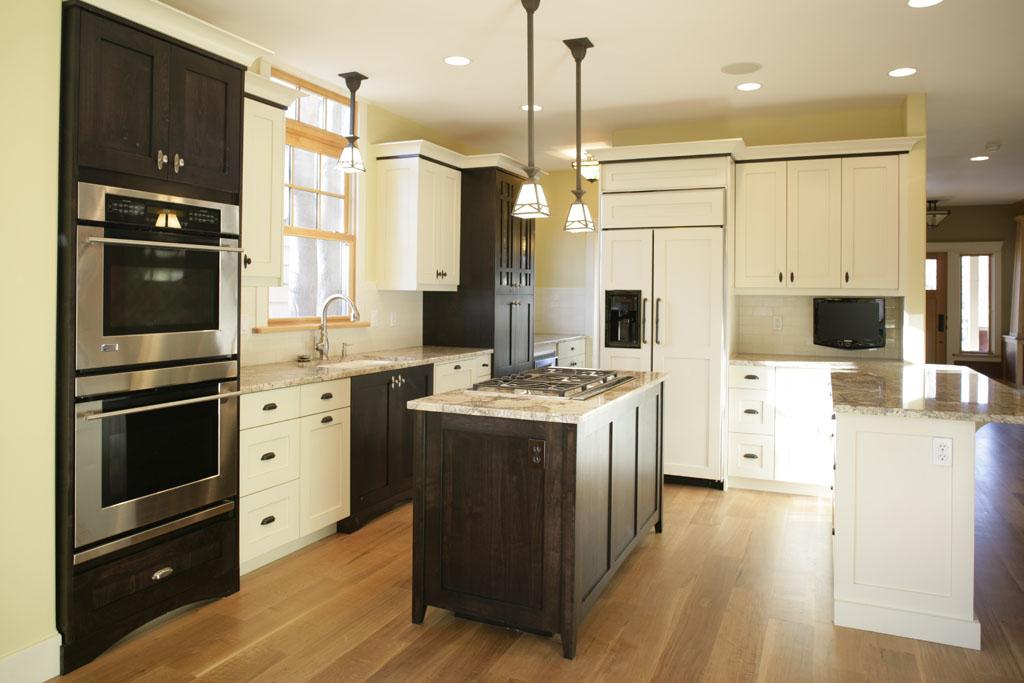 Craftsman Kitchen | Wallace Renovations