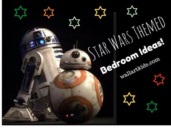 Star Wars Themed Bedroom Ideas - Wall Art Kids - star wars bedroom ideas