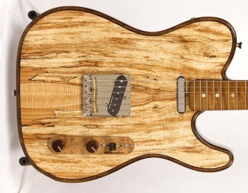 Exotic Wood Walla Walla Guitar Company