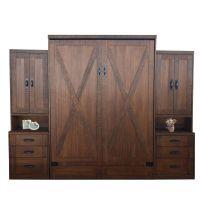 """Barn Door Wallbed - Wallbeds """"n"""" More"""