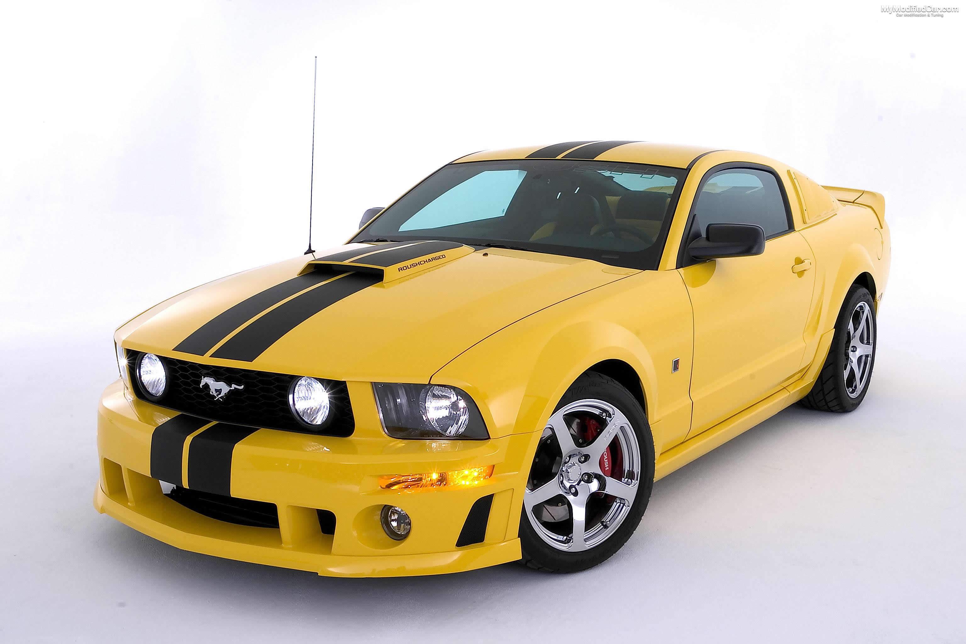 Cool Modified Cars Wallpapers Ford Mustang Modified Wallpaper Photos 1631 Wallpaper